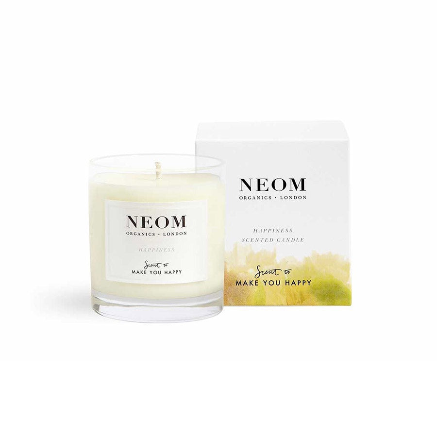 Neom Organic's: Happiness Candle 1 Wick