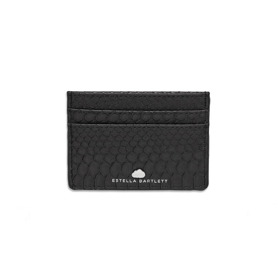 Estella Bartlett: Card Holder Black Snake