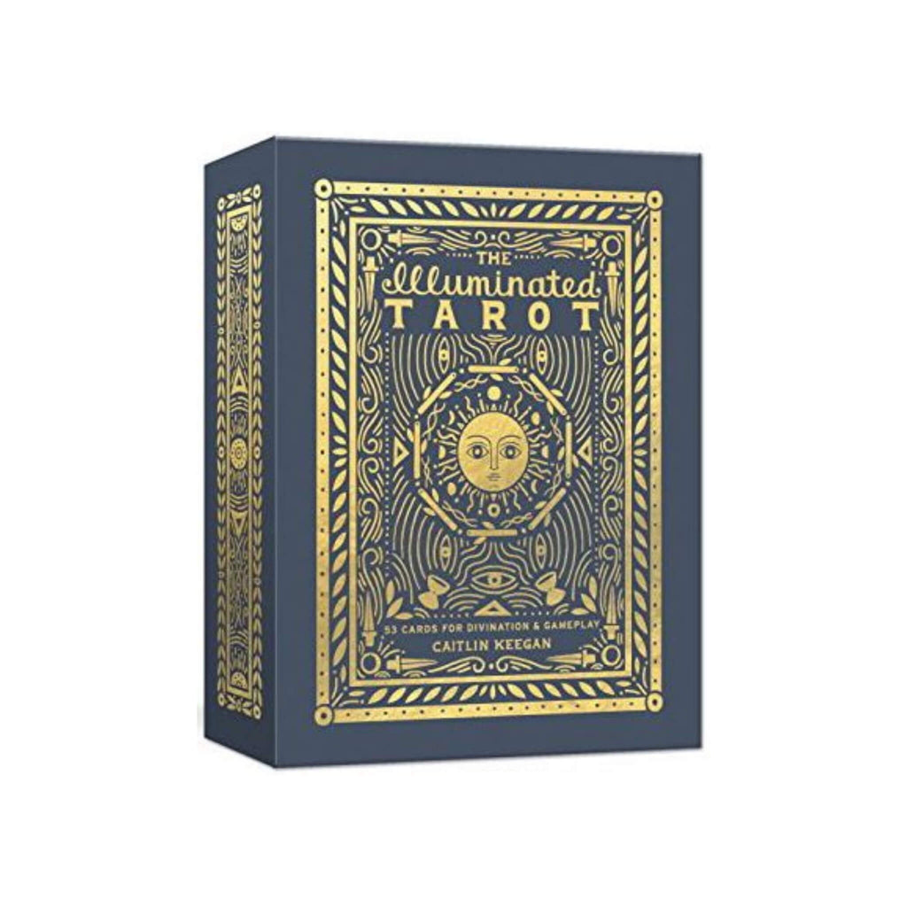 Illuminated Tarot Deck