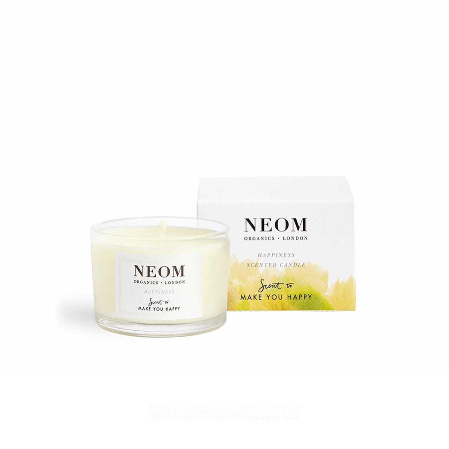 Neom Organic's: Happiness Travel Candle