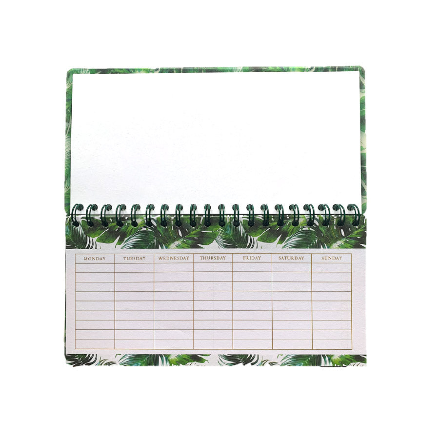 Go Stationery: Tropical Planner