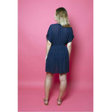 Lagoon Short Dress Navy