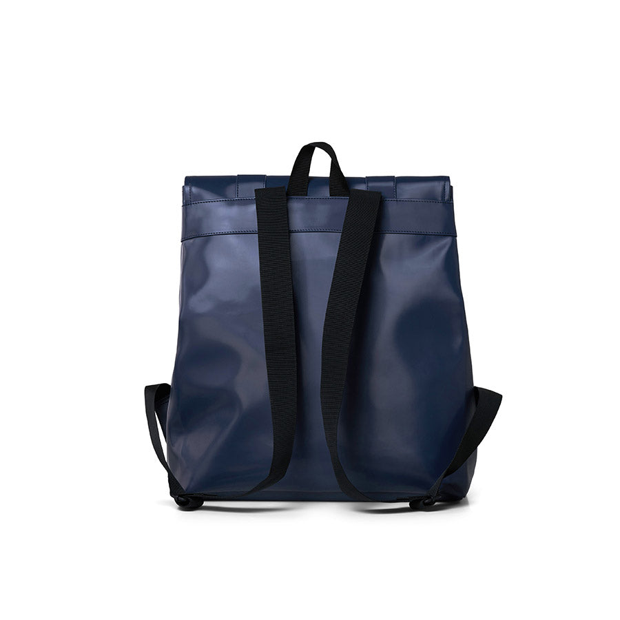 MSN Bag Shiny Blue