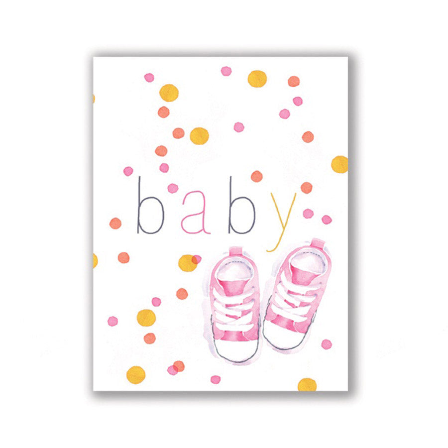 Noi: Baby Girl Card
