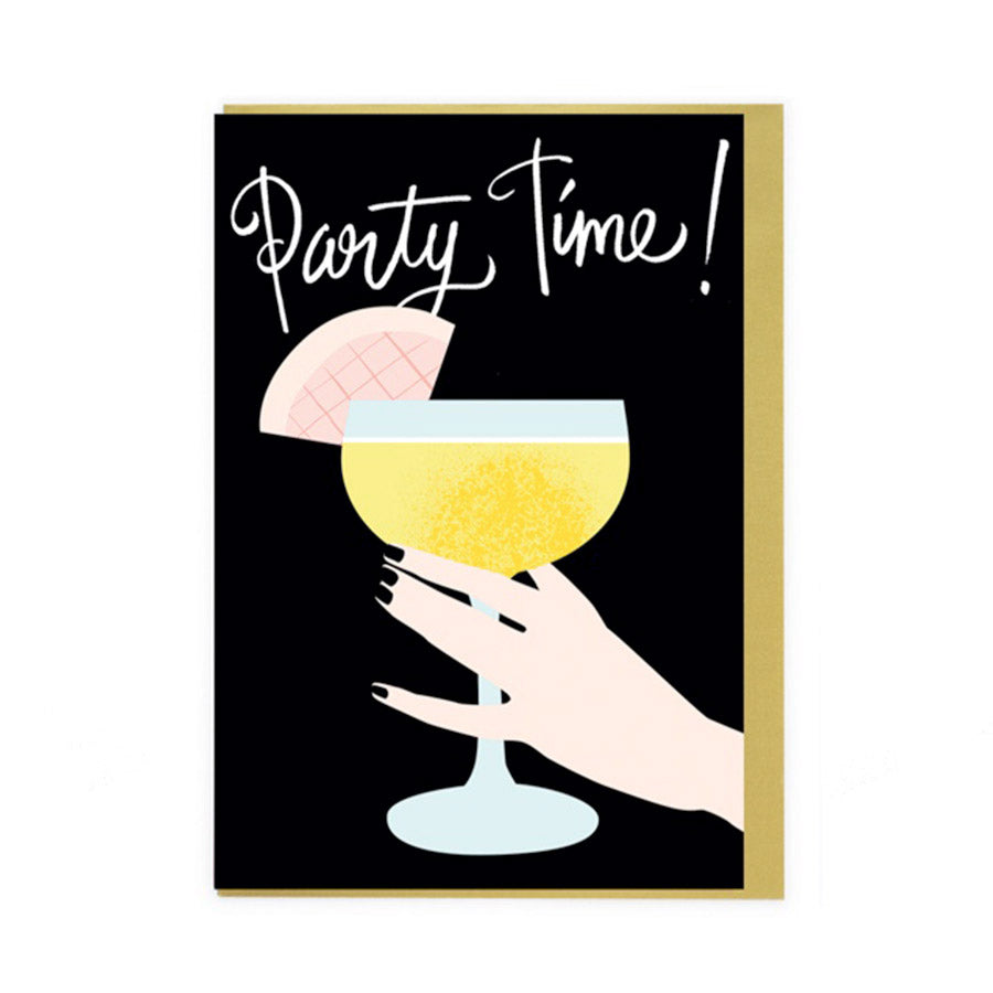 Noi: Party Time card