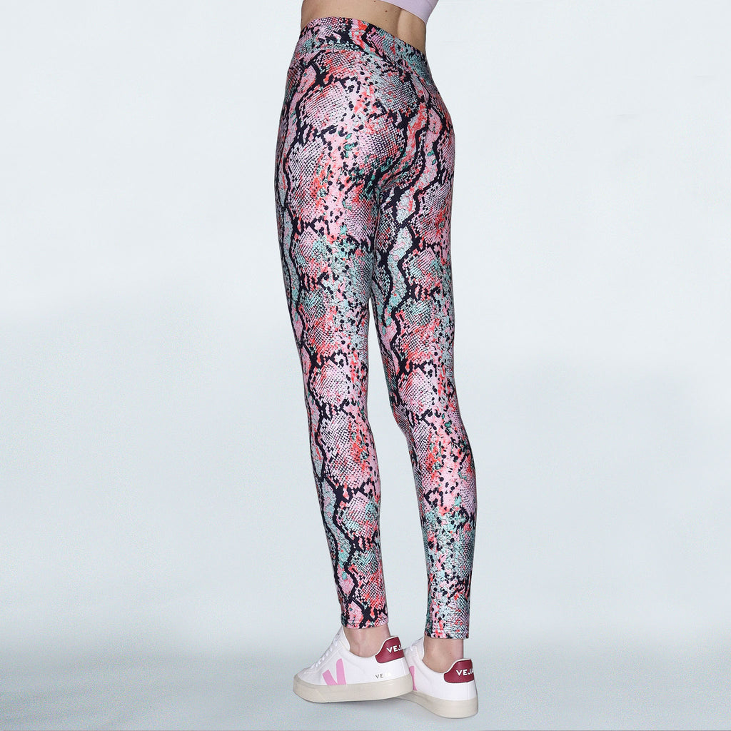 Universe Of Us Bright Snake Leggings