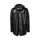 Short Jacket Shiny Black