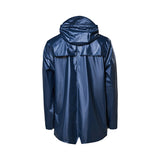 Short Jacket Shiney Blue