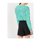 Suncoo Paris: Liege Blouse Green
