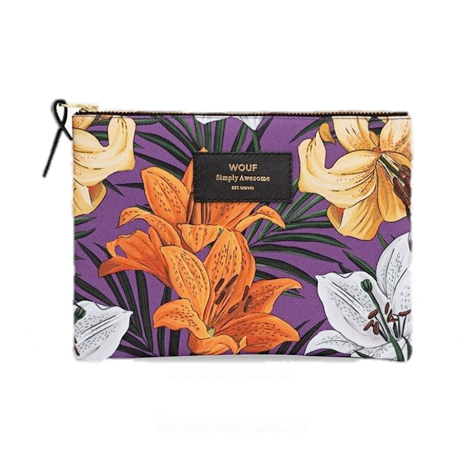 Wouf Hawaii Pouch Large