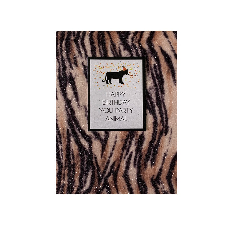 You Party Animal  Card PF45