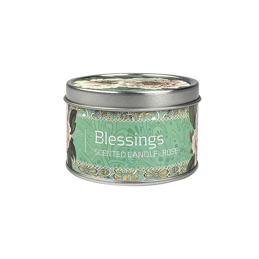 Vanilla Fly Blessings (Rose) Candle
