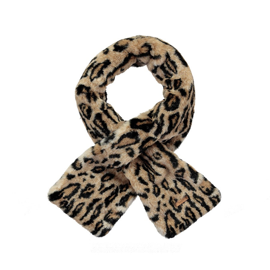 Holly Scarf Leopard