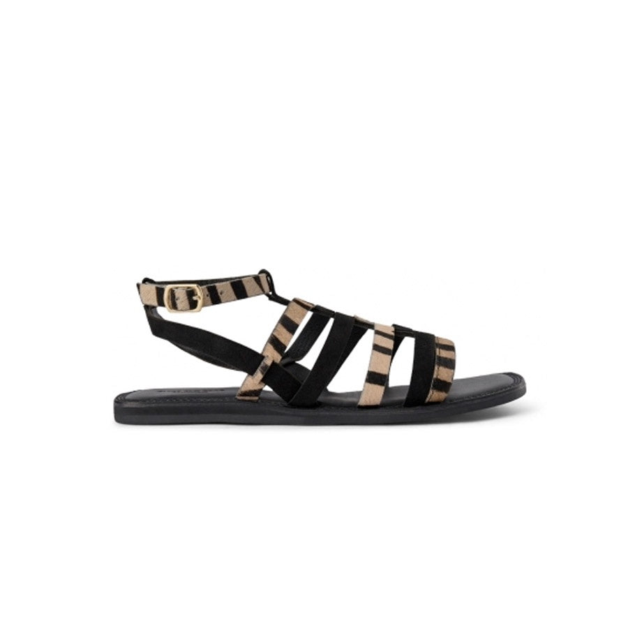 Shoe The Bear: Gladiator Sandal Black