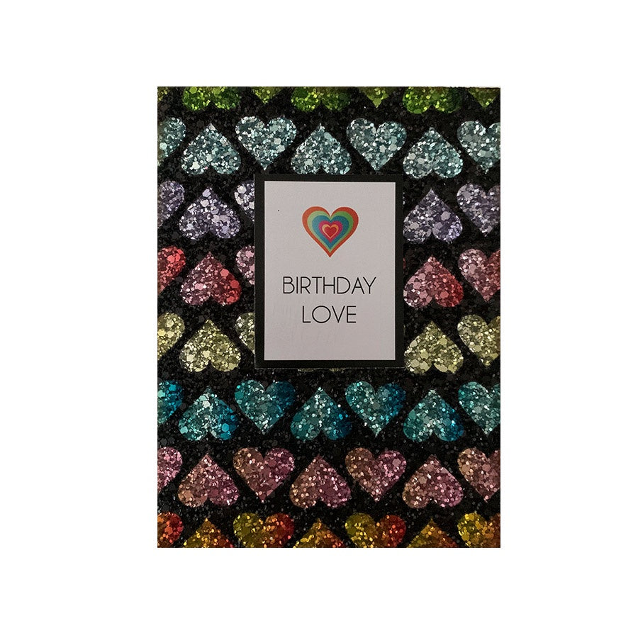Counting Stars Birthday Love Card PF14