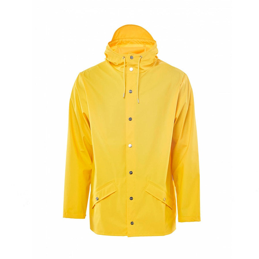 Jacket Short Yellow