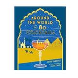 Around The World In 80  Cocktails Book
