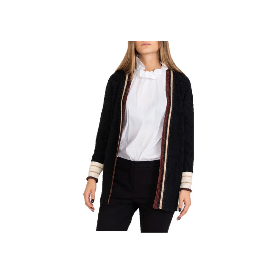 Suncoo Paris: Gaia Black Cardigan