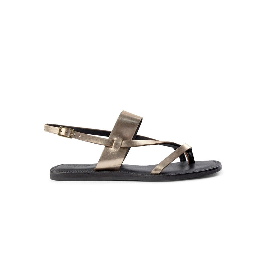 Shoe The Bear: Tao Strappy Sandal Gold