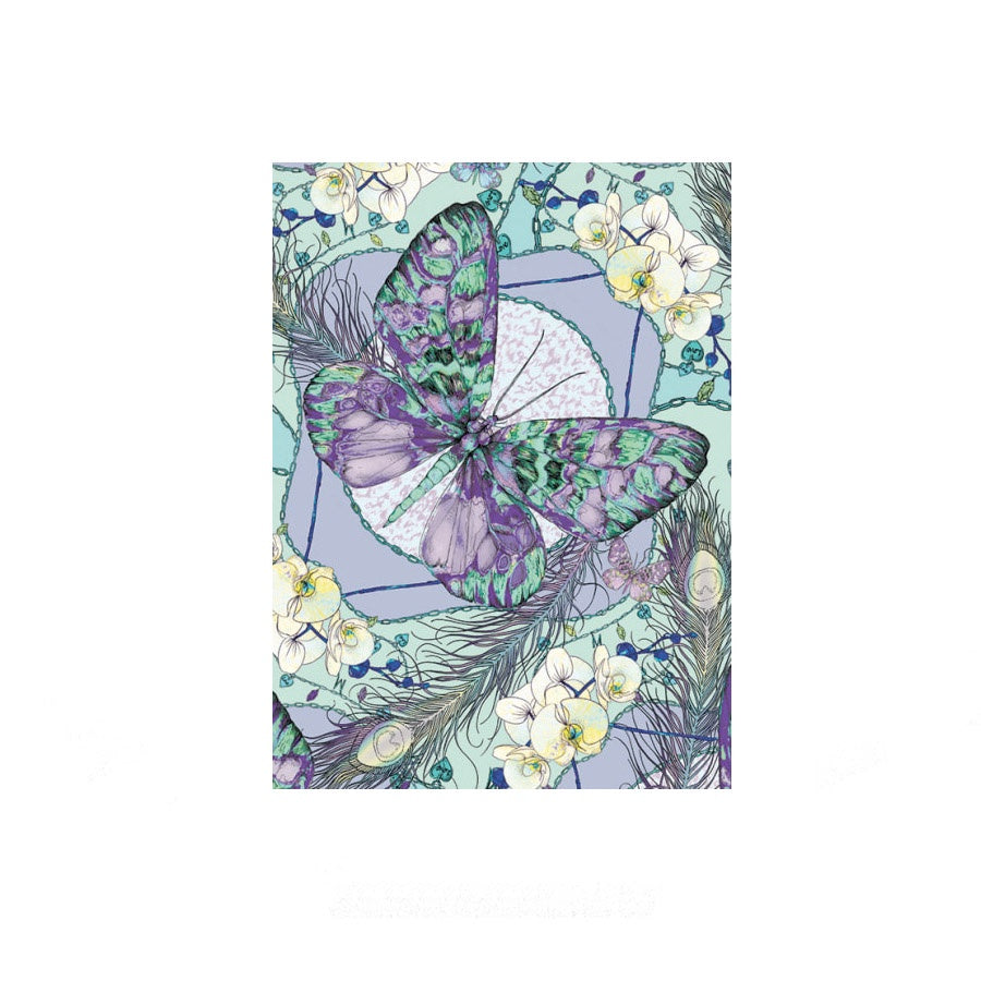 Museums & Galleries: Matthew Williamson Heritage Butterfly Card