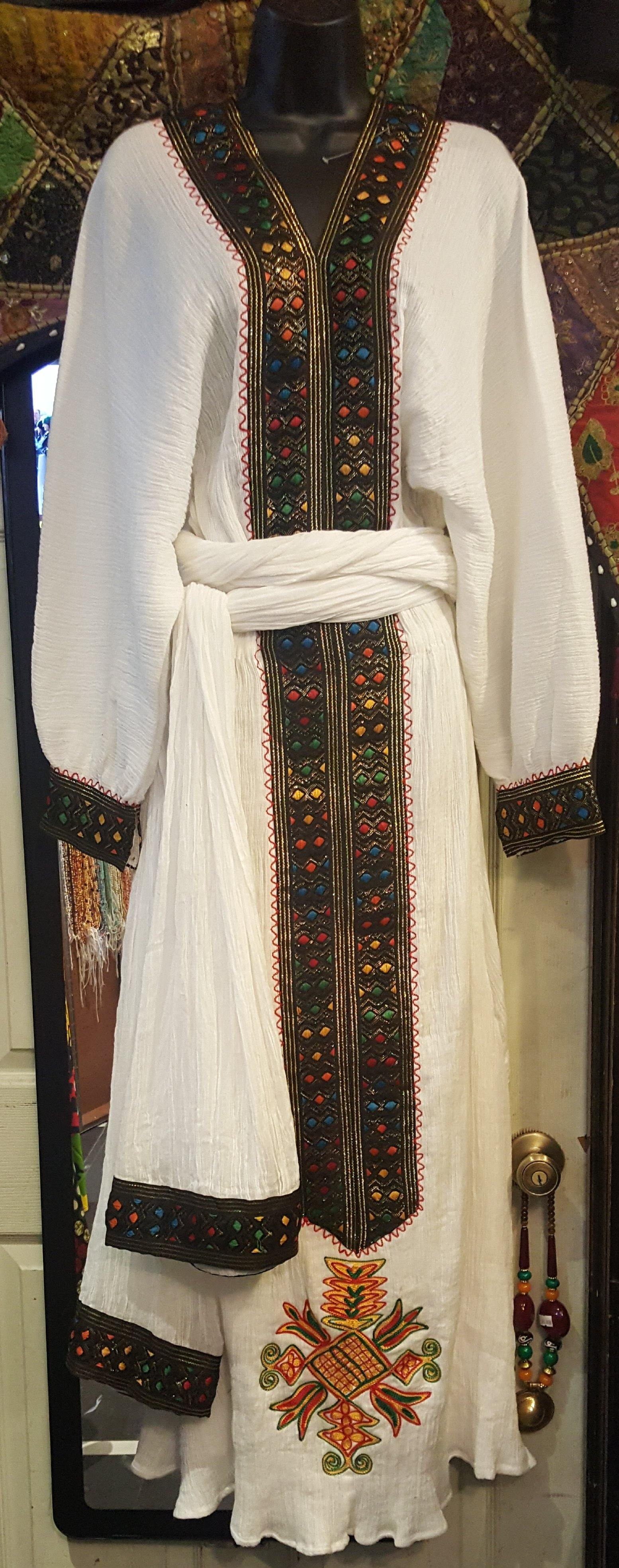 Ethiopian Dress