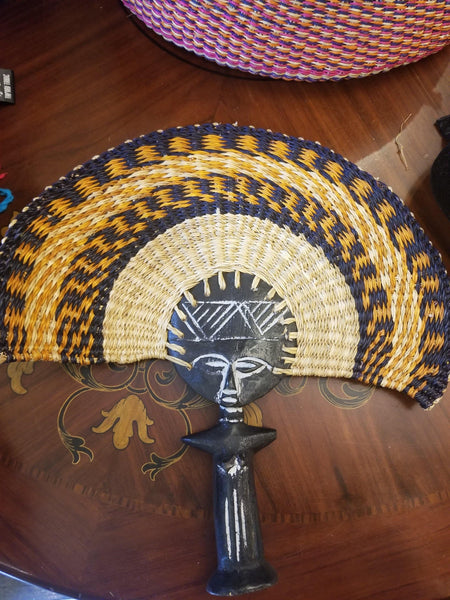 Handwoven Fan