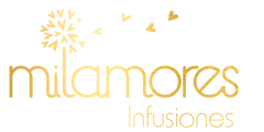 Milamores Infusiones Naturales Logo