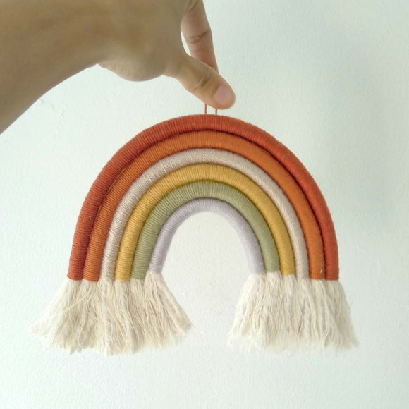 Arcoiris Orange para Pared