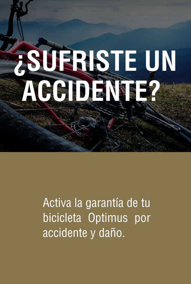 garantia por accidente