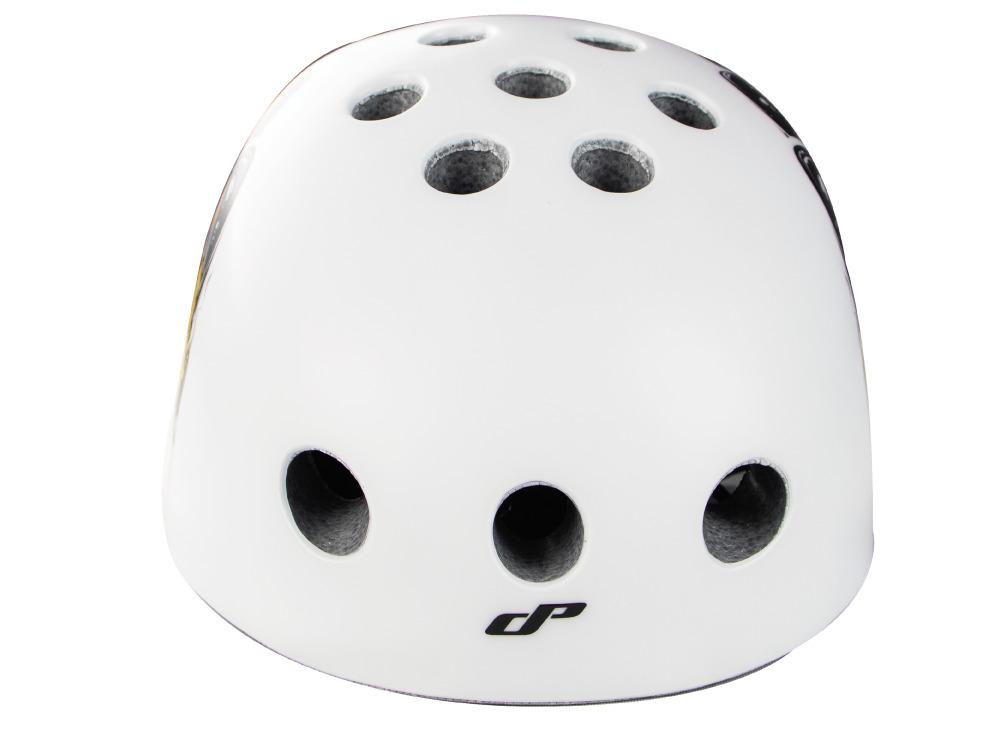 Casco Optimus BMX color Blanco