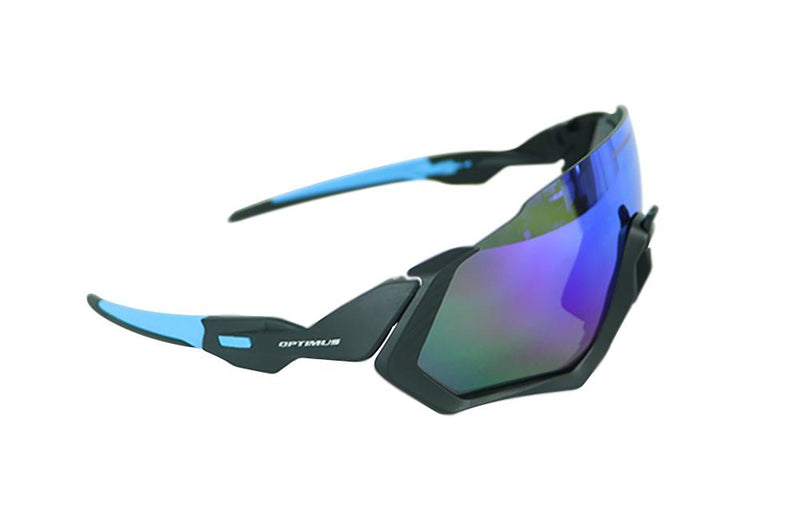 Gafas de sol Optimus OP19 Color Negro Azul