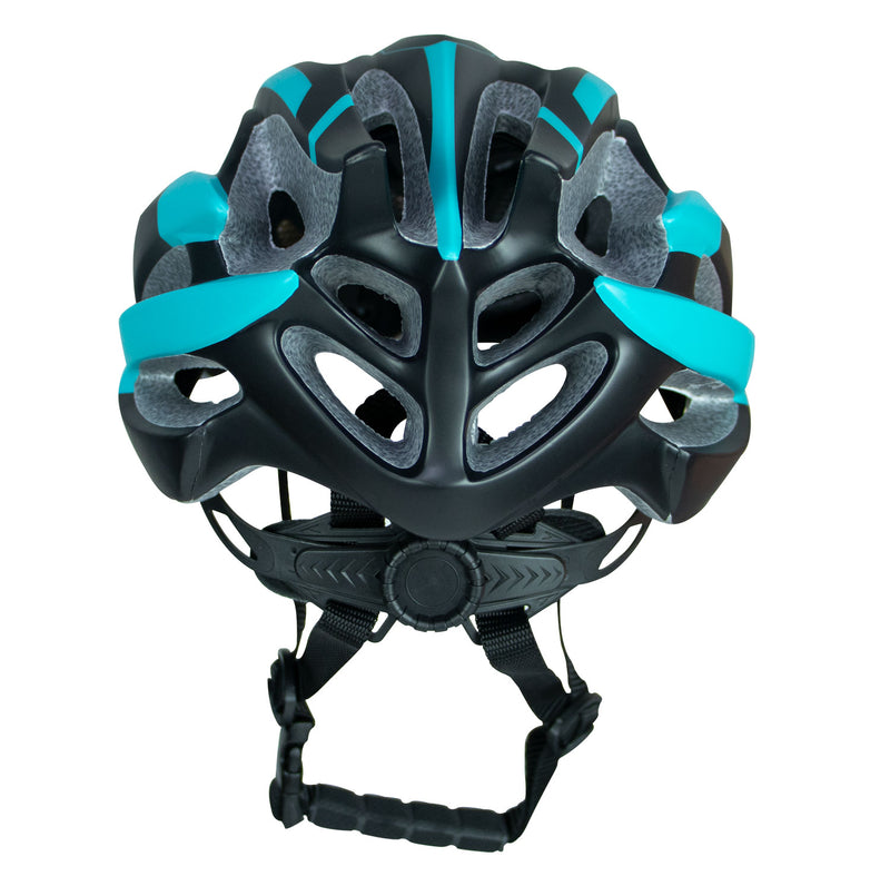 Casco Optimus Crater Color Azul