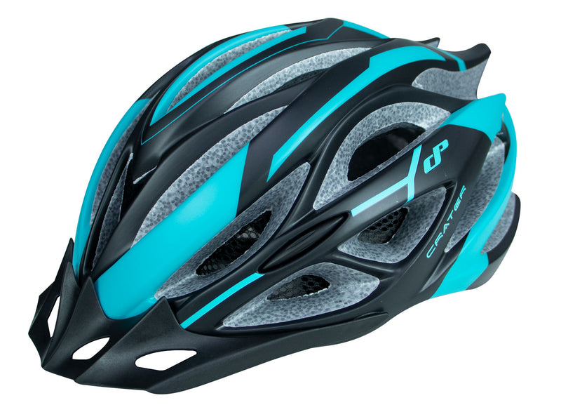 Casco Azul Con Trinquete Regulado