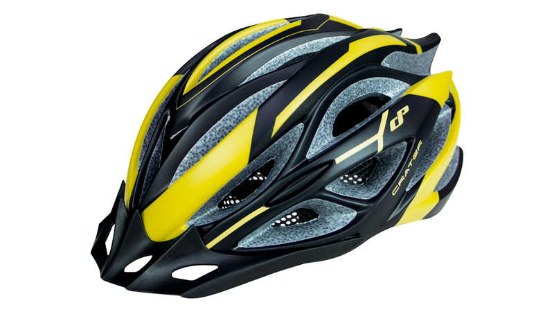 Casco in mold optimus Crater - Bicicletas de montaña - Optimus Bikes