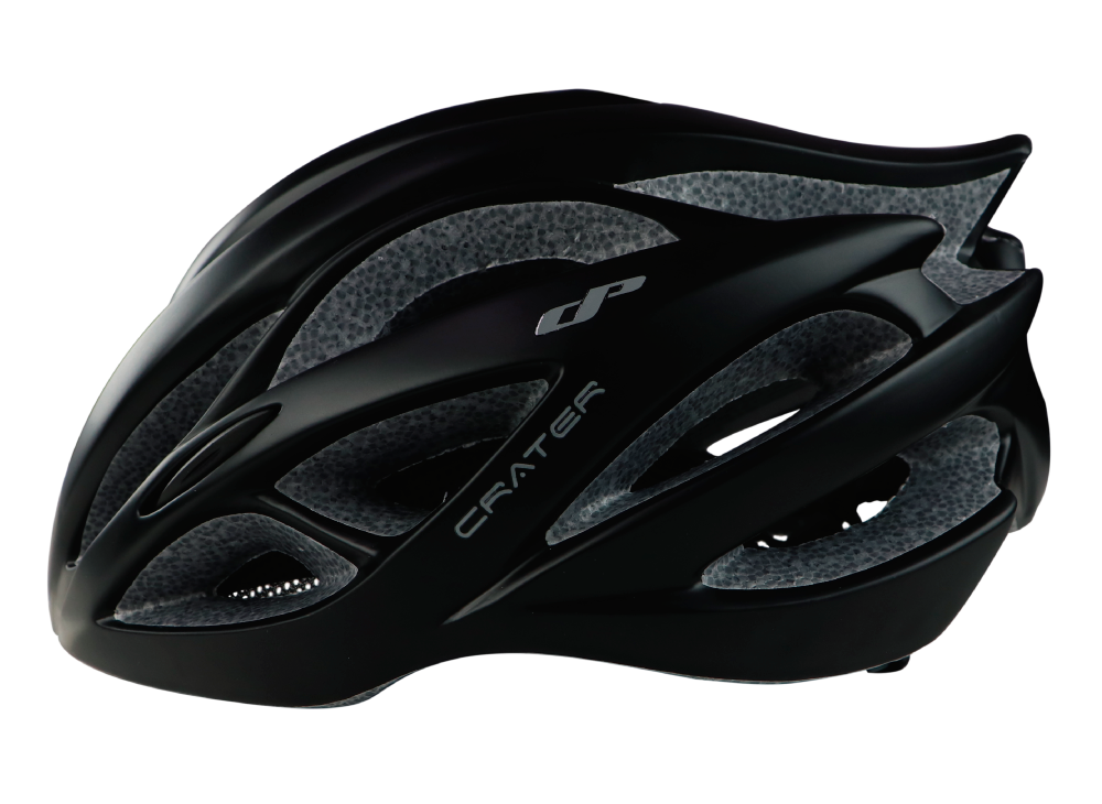 Casco Para Mountain Bike Color Negro