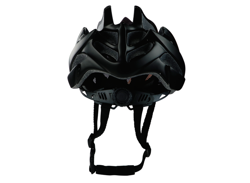 Casco para Mountain Bike Mtb Color Negro