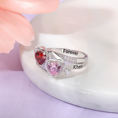 Customizable Sterling Silver Ring Perfect for Any Occasion