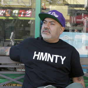 "HMNTY Feature: Miguel ""Mr.E"" Escobedo"