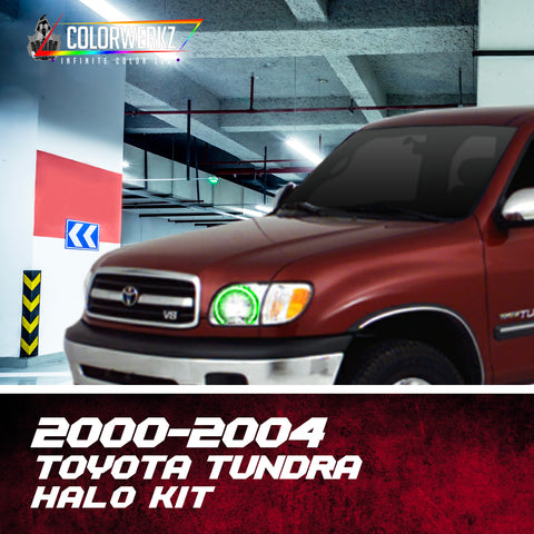 2000-2004 Toyota Tundra Halo Kit