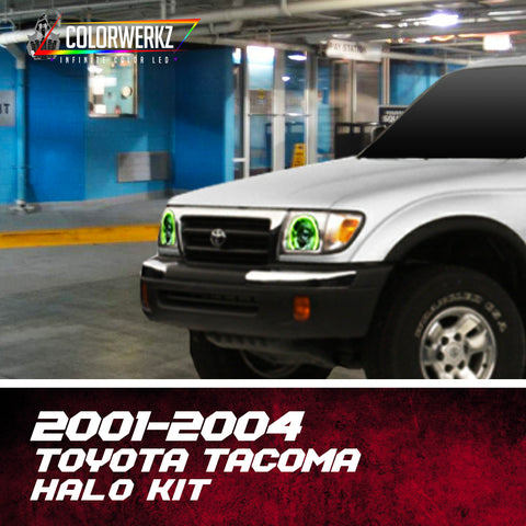 2001-2004 Toyota Tacoma Halo Kit
