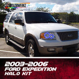 2003-2006 Ford Expedition Halo Kit