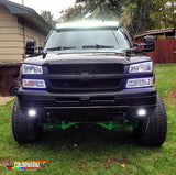 2003-2006 Chevrolet Silverado Halo Kit