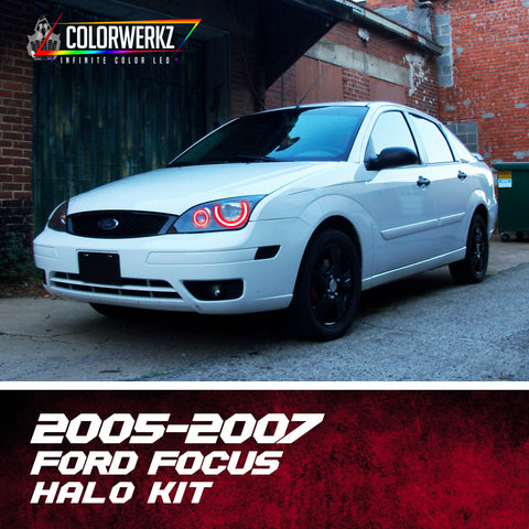 2005-2007 Ford Focus Halo Kit