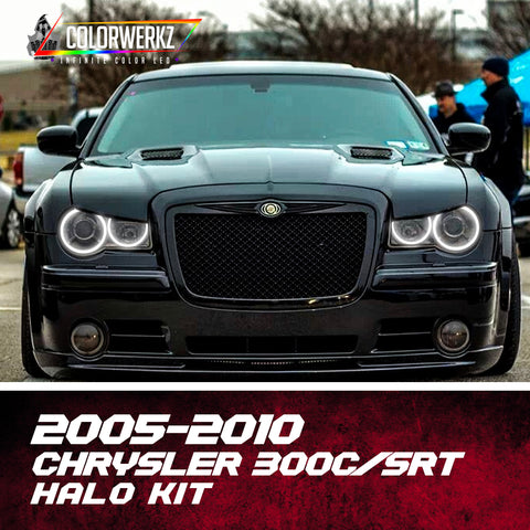 2005-2010 Chrysler 300C/SRT Halo Kit