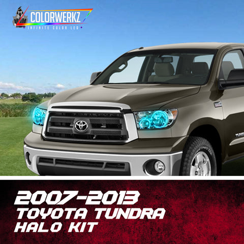 2007-2013 Toyota Tundra Halo Kit