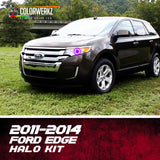 2011-2014 Ford Edge Halo Kit