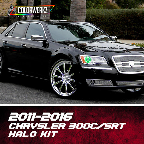 2011-2016 Chrysler 300C/SRT Halo Kit