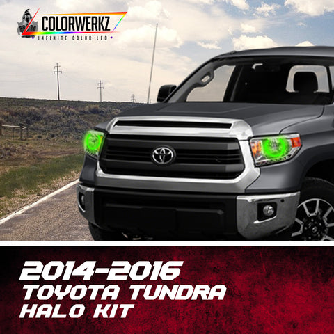 2014-2016 Toyota Tundra Halo Kit