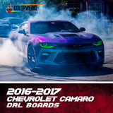 2016-2018 Chevrolet Camaro RGBWA DRL Boards