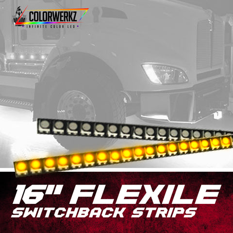 "16"" Flexile Switchback Strips"